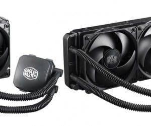 Cooler Master Nepton 120XL and 240M Liquid Cooling Systems