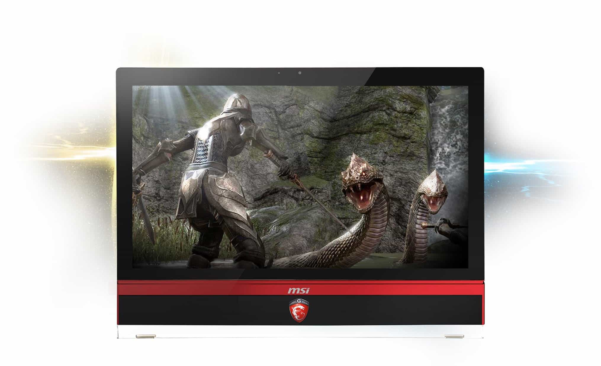 MSI All-in-One Gaming PCs Get GTX 980M and GTX 970M Upgrades