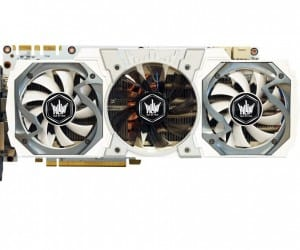 GALAX Hall of Fame GPU Series Hits the Gym and Skips English