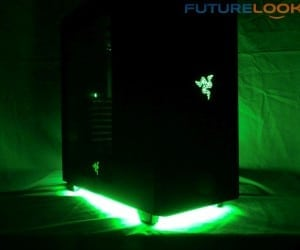 The Designed By Razer Case - Is it Just a Green and Black NZXT H440?