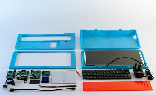 Pi-Top: Build Your Own Laptop Using a 3D Printer and Raspberry Pi