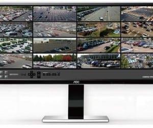 The AOC 34 Inch UltraWideQuad HD (U3477PQU) Monitor Goes Really Wide
