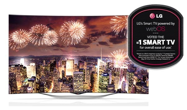 Sponsored Post: LG Smart TVs with webOS Makes It Easy