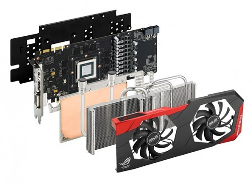 ASUS Poseidon GTX 980 - A GPU That Breathes Air and Water