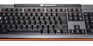 COUGAR 200K Keyboard Takes Care of Budget-Minded Gamers