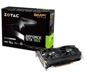 ZOTAC GeForce GTX 960 GPUs Hit The Stores in Two Flavours