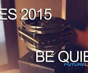 CES 2015 Coverage - be quiet! Unveils Dark Rock TF and Shadow Rock LP CPU Coolers (Video)