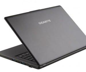 Super-Thin GIGABYTE P34W v3 14-Inch Laptop Games with GTX 970M