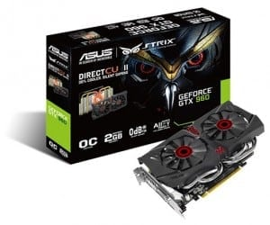 The ASUS Strix GTX 960 is Hitting the Shelves Soon