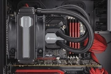 Corsair Hydro Series H100i GTX and H80i GT Finally Available