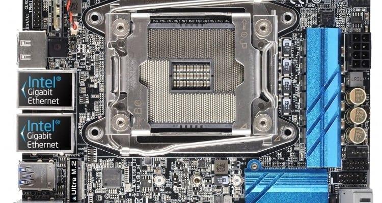ASRock X99E-ITX/ac -World's First Mini-ITX X99 Motherboard
