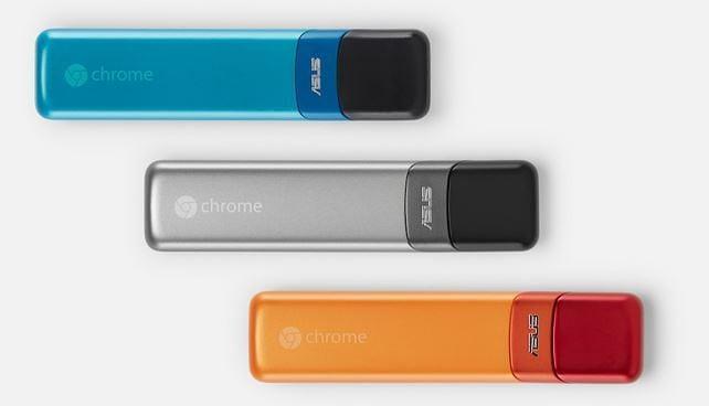 Asus Chromebit Shoves Chrome PC in USB Drive-Sized Package