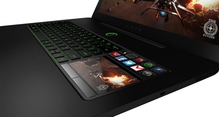 Updated Razer Blade Pro Laptop Geared with GTX 960M, 1TB HDD