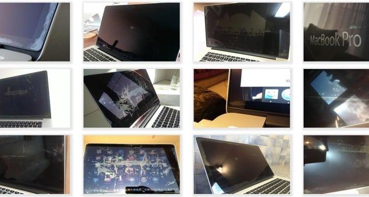 Staingate Plagues Apple MacBook Pro Retina Displays