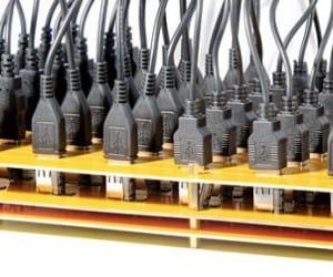 Brando 49-Port USB 2.0 Hub Solves First World Problems