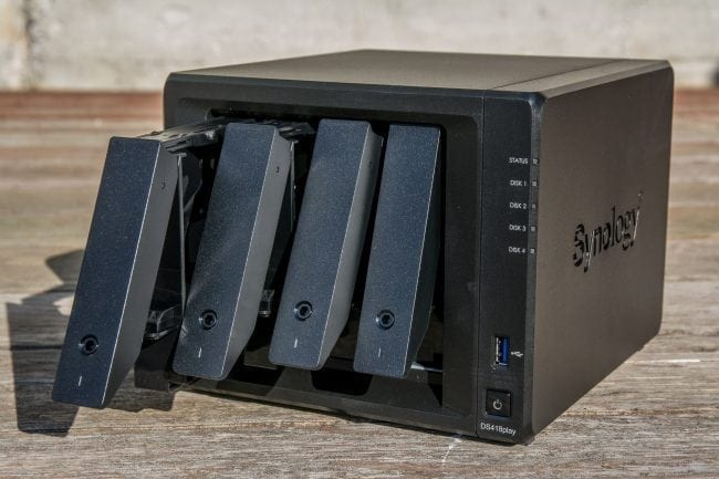 Synology DiskStation DS418Play NAS Review