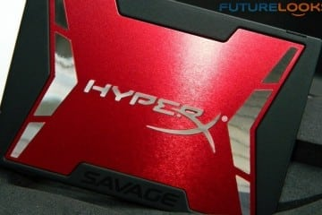 Kingston HyperX Savage 240GB SATA SSD Review