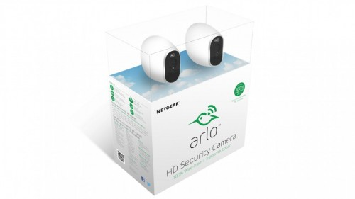 Netgear ARLO Wire-Free Home Security Is Far More Convenient