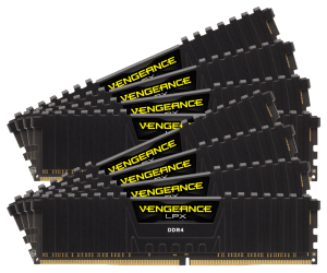 128GB DDR4 Memory Kits Now Available from Corsair