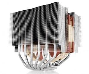 Noctua Asymmetrical CPU Coolers Arrive - NH-D15S and NH-C14S
