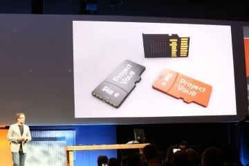 Google Project Vault Shoves Computer in micro SD Card