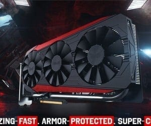 ASUS Crosses the River STRIX to Bring Us New AMD R9 3 Series Based Cards