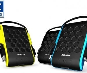 COMPUTEX 2015: Colorful ADATA HD720 External Drives Win Best Choice Award