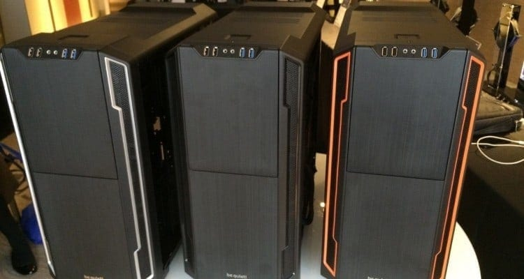 COMPUTEX 2015: be quiet! Silently Unleashes New Fans and Cases