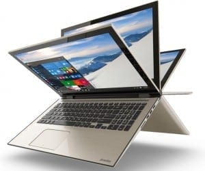 New Toshiba Laptops Have Dedicated Cortana Key