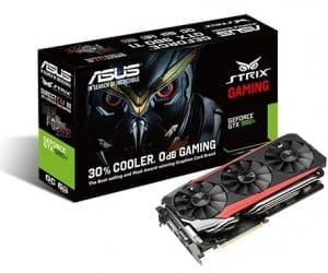 The River Turns From Red to Green With the ASUS Strix GTX 980 Ti Video Card