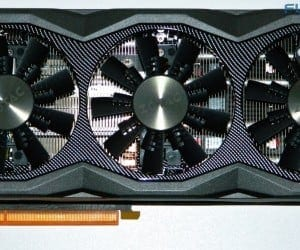 ZOTAC GeForce GTX 980 Ti AMP! Extreme Edition Video Card Review
