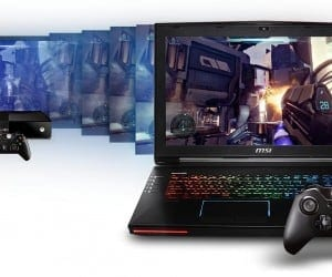 Get the First Windows 10 Gaming Notebooks from MSI