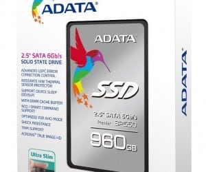 ADATA Goes Premier with the SP550 SSD with NANDXtend