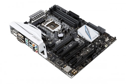 ASUS Makes Its Mark with Z170 Signature Series Motherboards