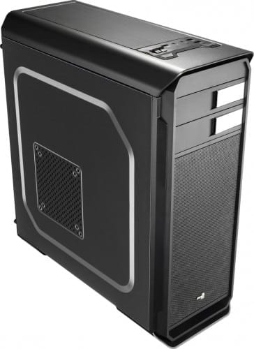 Aerocool PGS-A Series Gains Inexpensive High End Cases