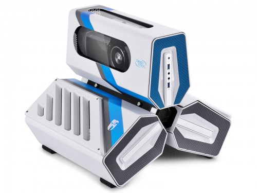 Deepcool TRISTELLAR S MOD Version ITX Chassis Doesn't Box You In