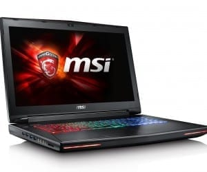 MSI Gaming Notebooks Rock Skylake Core i7, GTX 980 Graphics