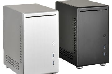 Lian Li PC-Q21 Compact Size Belies Huge Performance Inside