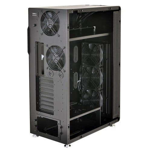 Lian Li Goes Back to Big With New PC-X510 Aluminum Case