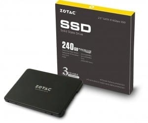 ZOTAC Announces SSD (Bet You Didn't See That Coming)