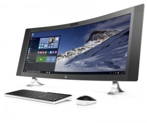 HP Envy Curved All-In-One PC: Ultra Wide, Ultra Glorious
