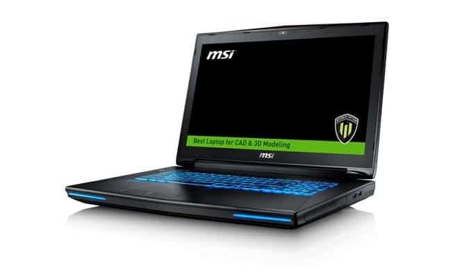 MSI Workstations Go Hardcore with Skylake and Quadro
