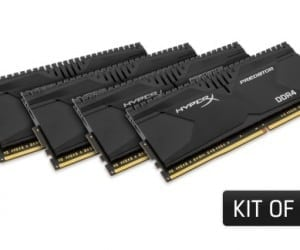Need More RAM? HyperX High Capacity Predator and Savage Kits Are for You