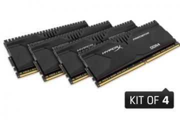 Need More RAM? HyperX High Capacity Predator and Savage Kits Are for You