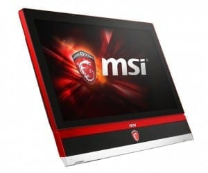 MSI Gaming 27T: The AIO PC Designed for Gamers
