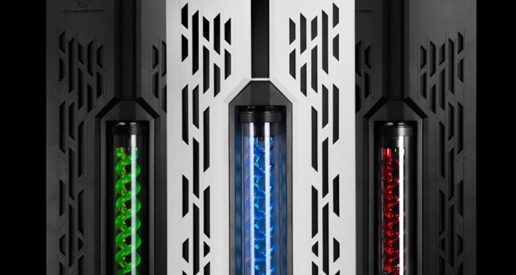 Want a Case? Want It Water Cooled? DEEPCOOL Has You Doubly Covered with GENOME at CES 2016