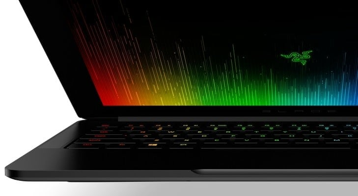 Razer Blade Stealth Ultrabook Games for Real with Razer Core