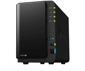 Synology Introduces the DiskStation DS216+