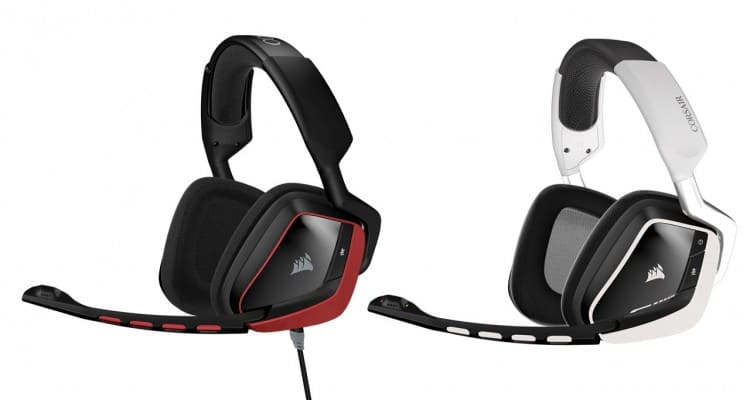 Corsair VOID Surround Gets Your Head in the Game