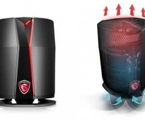 MSI Vortex: A Barrel of Gaming Fun That'll Suck You In